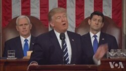 Vizyon Prezidan Donald Trump sou Wòl Etazini Dwe Jwe nan Mond la