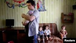 Семья Давыдовой