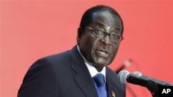 Zimbabwe's embattled President Robert Mugabe