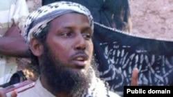 L'ancien chef d'al Shabab en Somalie, Ahmed Abdi Godane.