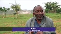 Mradi wa reli wa SGR nchini Kenya.