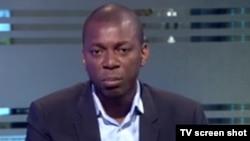 Benja Satula. Advogado. Angola