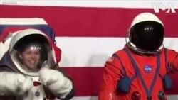 Trang phục thám hiểm mặt trăng mới
