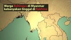 Infografis: Siapakah Kelompok Etnis Rohingya?