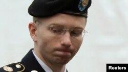 """Lên tiếng trong phiên nghe tuyên án, binh sĩ 25 tuổi này nói: """"Tôi xin lỗi đã làm khổ nhiều người. Tôi xin lỗi đã gây tai hại cho Hoa Kỳ"""""""