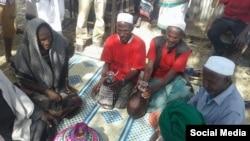 Maanguddoon Oromoo Raayyaa Oromoo naannoo Somaalee baqatan fulaa hedduutti dhaqanii laaluutti jiran