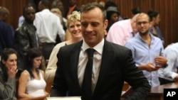 Pengadilan Afrika Selatan menolak permohonan banding vonis terhadap bintang Olimpiade Oscar Pistorius (foto: dok).