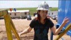 Pekerja Wanita di Industri Penambangan Migas- Laporan VOA