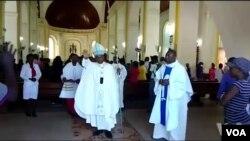 Kap-Ayisyen: Plizyè Otorite Asiste yon Tedeyòm nan Katedral la nan Okazyon 216èm Anivèsè Endepandans la
