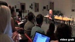Tribina u Centru za kulturnu dekontaminaciju o nedemokratskim tendencijama u Evropi