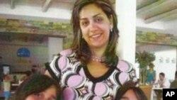 امریکہ میں قید ایرانی خاتون کی رہائی کیلیے بیٹیوں کی اپیل