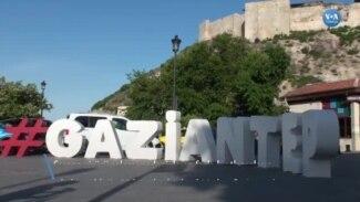 Kısıtlamalar Sonrası Gaziantep'te ilk 'Normal' Gün