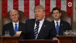Трамп сделает акцент на экономических успехах в обращении к Конгрессу