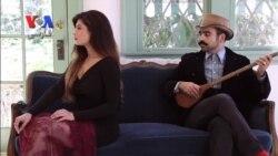 گفتگو با فرید شفیع نوری خواننده درباره تلفیق سنت ایرانی و ریشه های آمریکایی در موسیقی