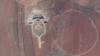북 타격에 무너진 청와대 모형, 위성 첫 포착…인근에 대전차미사일 시험장 건설
