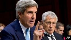 John Kerry aseguró que tomar acción militar contra Siria es definitivamente en el interés nacional de EE.UU.