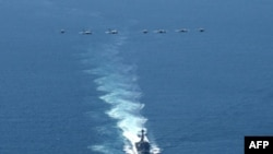 США направляют военные корабли к Ливии
