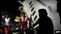 Իրանում օդանավի վթարի զոհ է դարձել 77 մարդ