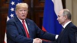 Trump နဲ႔ Putin ဒုတိယအႀကိမ္ ၀ါ႐ွင္တန္မွာ ေတြ႔ဖို႔စီစဥ္