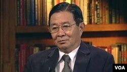 VOA interviews U Aung Min, September 20, 2012