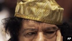 利比亞領導人卡扎