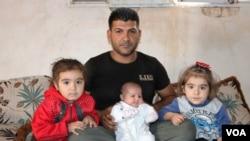 Şervan Alî û zarokên wî