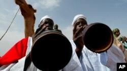Masu algaita na Sultan na Sokoto