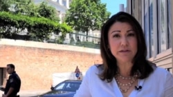 VOA's Mary Alice Salinas Reports From Vienna, July 4