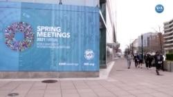 Washington'da IMF-Dünya Bankası Toplantıları