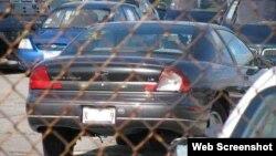 ایک لاکھ ڈالر سے زیادہ پارکنگ ٹکٹ حاصل کرنے والی کار