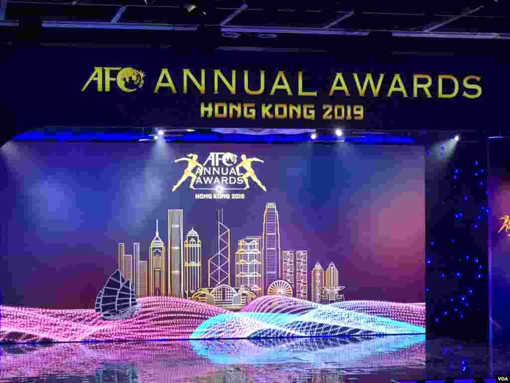 هنگ کنگ برای اولین بار میزبان مراسم بهترین های فوتبال آسیا بود و در شرایطی که اعتراضات مردمی گستردهتر شده توانست از عهده برگزاری این مراسم برآید. هنگ کنگ محل تاسیس اولیه کنفدراسیون فوتبال آسیا در سال ۱۹۵۴ است و اولین دوره جام ملتهای آسیا نیز در هنگ کنگ برگزار شد.