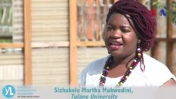 Sizhakele Martha Mukwedini, The Mandela Washington Fellowship - YALI 2015