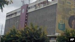 Edificio comercial em Nampula