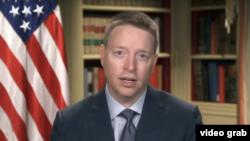 前白宫副国安顾问博明。