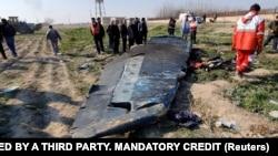 ماه پیش سرنگونی این هواپیما توسط سپاه پاسداران ۱۷۶ کشته برجای گذاشت.