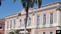 Edifício da administração da cidade de Benguela