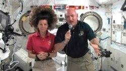 دو فضانورد سفینه اندور انجام مأموريت خود را آغاز کردند