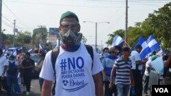 Los nicaragüenses han protestado, por más de seis meses, en contra del actual gobierno de Daniel Ortega.