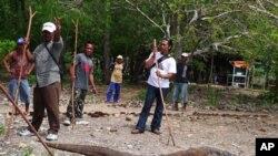 อินโดนีเซียใช้มังกรโคโมโดสัตว์เลื้อยคลานหายากมาส่งเสริมการท่องเที่ยวบนเกาะโคโมโด