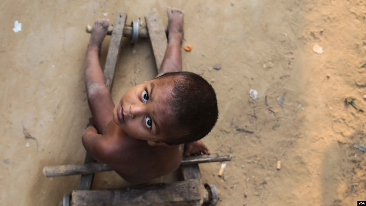Rohingya Child Disappearances Spark Trafficking Fears