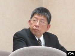 台湾陆委会副主委林正义