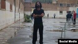 سعید شیرزاد در زندان