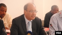 Presidente da Oderbrecht para África, António Carlos Blando