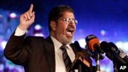 Mohammed Morsi Tsohon shugaban kasar Masar