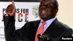 Mutungamiri weMDC VaMorgan Tsvangirai