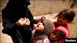 رواں سال پاکستان میں پولیو کے 146 کیسز سامنے آچکے ہیں