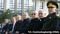 Putin 2018'de Ankara'da resmi ziyarette
