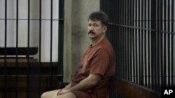 """Tay buôn lậu võ khí, với biệt danh """"lái buôn tử thần"""", Vitor Bout"""