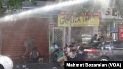 Diyarbakır'da Görevden Alınmaları Protesto Edenlere Müdahale