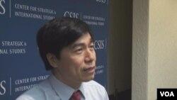 亚洲开发银行首席经济学家万广华(视频截图)
